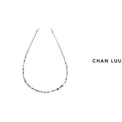 CHAN LUU/チャンルー セミプレシャスストーン ネックレス NG-13314 AMAZONITE MIX