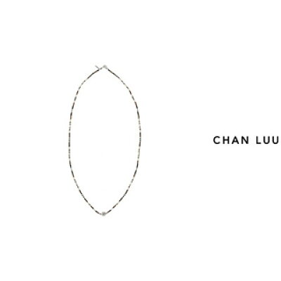 CHAN LUU/チャンルー ビーズミックス ネックレス NSM-1431 BRONZE MIX