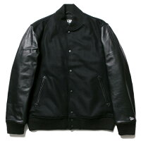 NEW ERA STADIUM JACKET BASIC BLACK