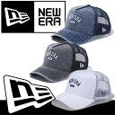 ニューエラ ゴルフ 9FORTY A-Frame トラッカー / メッシュ キャップ ウォッシュドダック / NEW ERA GOLF MESH / TRUCKER CAP