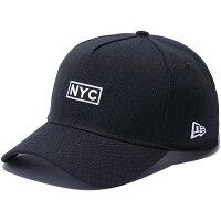 ニューエラ キャップ 9FORTY A-Frame NYC ボックス スナップバックキャップ ユニセックス 帽子 NEW ERA 11559036 ブラック