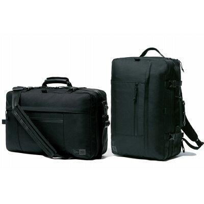 ニューエラ NEW ERA ビジネスコレクション スリーウェイ トラベルバッグ 3WAY BAG BUSINESS LINE ブラック 11901535