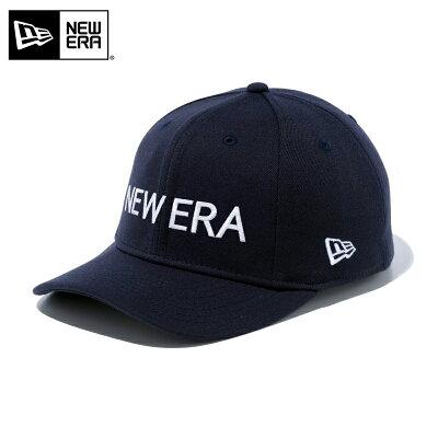 ニューエラ  9FIFTY Stretch Snap NEW ERA ロゴ ネイビーXホワイトロゴ 12051981 キャップ