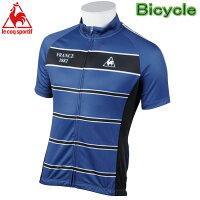 ルコックスポルティフ le coq sportif サイクリング 半袖シャツ QC-740961 メンズ