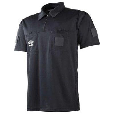 デサント uas6608 S/S レフリーシャツ