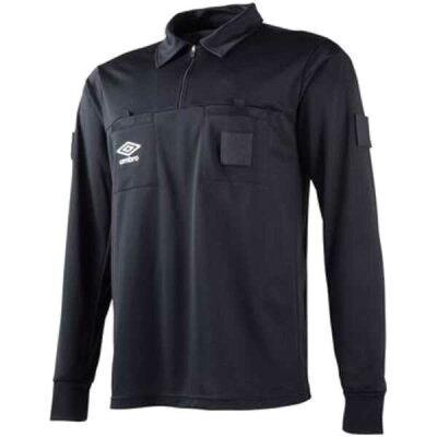 デサント L/S レフリーシャツ UAS6608L
