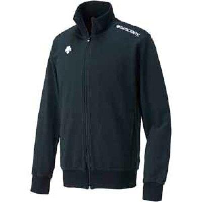 デサントスウェットジャケット DMC-2600 DMC2600 BLK ブラック S