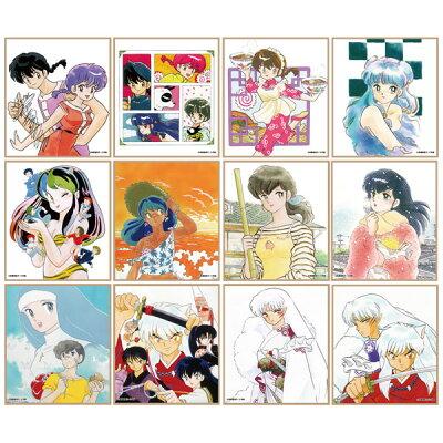 高橋留美子 ミニ色紙コレクション BOX ムービック