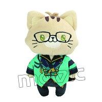 ツキウタ。 with CAT アイマスク付きぬいぐるみキーホルダー 弥生春 グッズ