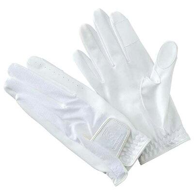 tama タマ tdg10whl drummer's glove / white / l size