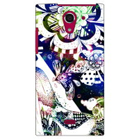 SECOND SKIN kion Modello_3/くじら/赤&青&緑 / for AQUOS CRYSTAL Y 402SH/Y!mobile YSH402-ABWH-193-K521