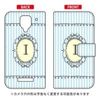 AQUOS PHONE Xx 302SH/SoftBank専用 Coverfull 手帳型Cf LTD イニシャル アルファベット I サックSSH302-IJTC-401-MCT3