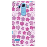 Coverfull cloverheart パープル produced by COLOR STAGE / for Disney Mobile on docomo DM-01G/docomo DLGDM1-ABWH-151-MBG5