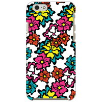 SECOND SKIN 小野 留依聖 Flower-1 / for iPhone 6s/Apple 3API6S-ABWH-193-K557