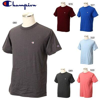 チャンピオン Champion 無地 Cロゴ ワン Tシャツ 16SS ベーシック アメカジ C3-H359
