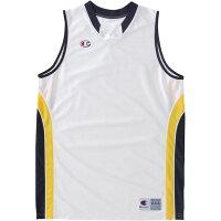 チャンピオン  メンズ バスケットボールウェア ゲームシャツ CBR2204 WN ホワイトN L