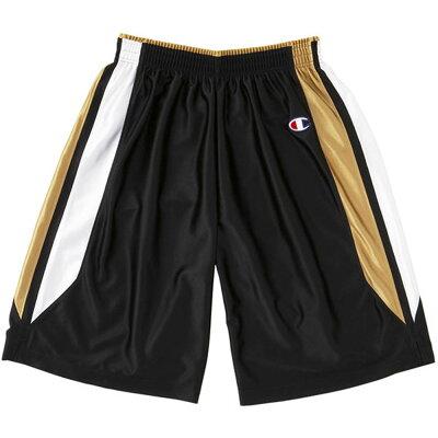 チャンピオン Champion バスケット ゲームパンツ 男女兼用 ブラック CBR2263 K
