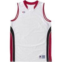 Champion バスケット ゲームシャツ CBR2204 WR ホワイトR XL