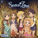 THE IDOLM@STER CINDERELLA GIRLS LITTLE STARS! Snow*Love/CDシングル(12cm)/COCC-17393