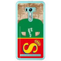 SECOND SKIN アップルパイ クリア / for ZenFone Selfie ZD551KL/MVNOスマホ SIMフリー端末 MASSEL-PCCL-201-Y141
