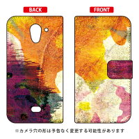 SECOND SKIN 手帳型スマートフォンケース 藤本正平 One Ton / for AQUOS CRYSTAL X 402SH/SoftBank SSHCRX-IJTC-401-LJA3