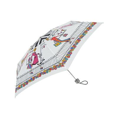 TOTES トーツ 折りたたみ傘 TOTES LINE ライン MINI ミニ 手動開閉 8374 晴雨兼用 umbrella 雨具