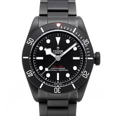 チュードル ヘリテージ ブラックベイ 〔ブラック メンズ〕 79230DK 腕時計