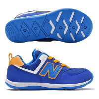 ニューバランス(NewBalance) KIDS/JUNIOR RUNNING KS574BLP BLUE 18.0cm