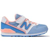 ニューバランス(NewBalance) KIDS/JUNIOR RUNNING KV996ALY BLUE/WHITE 22.0cm