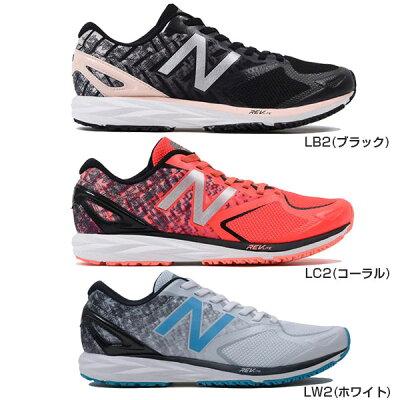D幅 ニューバランス New Balance レディース ストロボ STROBE W ジョギング マラソン ランニングシューズ WSTROR