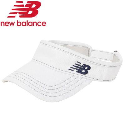 ニューバランス/new balance テニス バイザー JACT8036WT