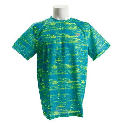 ニューバランス new balance メンズ グラフィックショートスリーブtシャツ r360 ジョギング マラソン ランニング ウェア トップス 半袖tシャツ jmtr8614