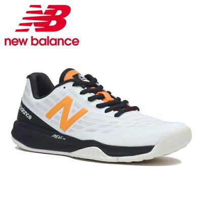 ニューバランス New Balance TENNIS WCO796V1 WCO796K1D WHITE/MANGO 23.0cm