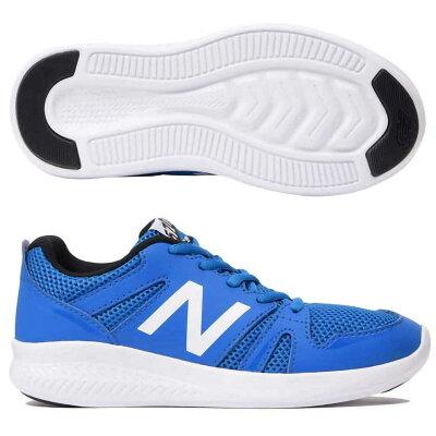 ニューバランス New Balance KID'S YK570 YK570BL BLUE 23.0cm