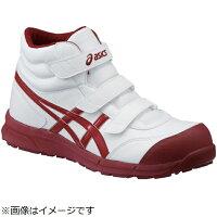 アシックス 安全靴 スニーカー FCP302作業靴 asics ウィンジョブ CP302 ハイカット マジック JSAA規格A種