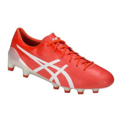 アシックス ディーエス ライト エクスフライ3 SL (TSI749) メンズ サッカー スパイクシューズ : オレンジ×ホワイト asics