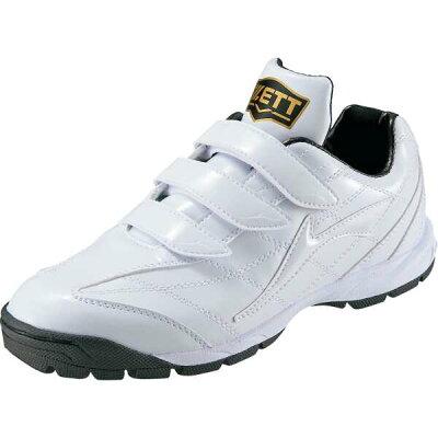 ゼット トレーニングシューズ ラフィエットDX BSR8276 色 : ホワイト/ホワイト サイズ : 27.0