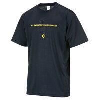 CONVERSE 7S プリントTシャツ CB271312 色 : ネイビー サイズ : L