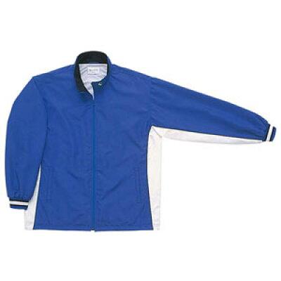 コンバース 8F_ウォームアップジャケット CB182102S 色 : Rブルー/ホワイト サイズ : M
