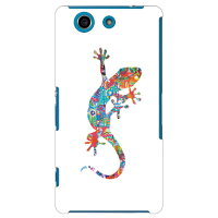 SECOND SKIN Mie トカゲ Sweet / for Xperia A4 SO-04G/docomo DSO04G-ABWH-193-K69D