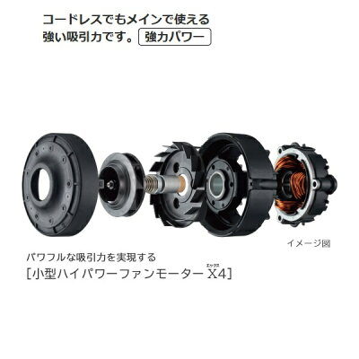 HITACHI パワーブーストサイクロン PV-BFH900(R)
