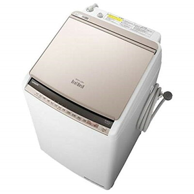 HITACHI ビートウォッシュ 洗濯乾燥機 BW-DV80E(N)