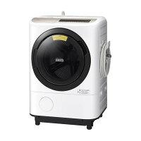 HITACHI ドラム式洗濯乾燥機 BD-NV120EL(W)