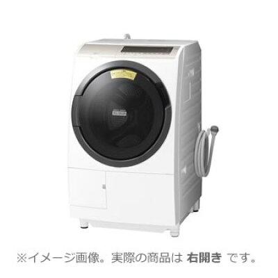 HITACHI ドラム式洗濯乾燥機 BD-SV110ER(W)