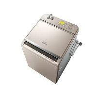 HITACHI ビートウォッシュ タテ型洗濯乾燥機 BW-DV120E(N)