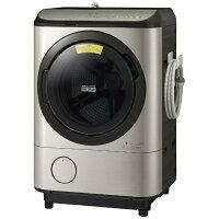 HITACHI ドラム式洗濯機 BD-NX120EL(N)