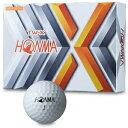 本間ゴルフ TW-X ゴルフボール HONMA TOURWORLD ホワイト