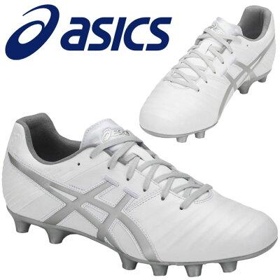アシックス asics メンズ サッカー スパイク ディーエスライト3 ワイド DS LIGHT 3-wide ホワイト×シルバー TSI751 100