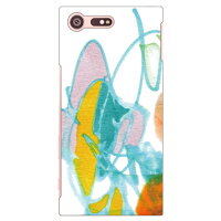 SECOND SKIN 試し描き designed by Murgraph / for Xperia X Compact SO-02J/docomo DSO02J-ABWH-199-Z033