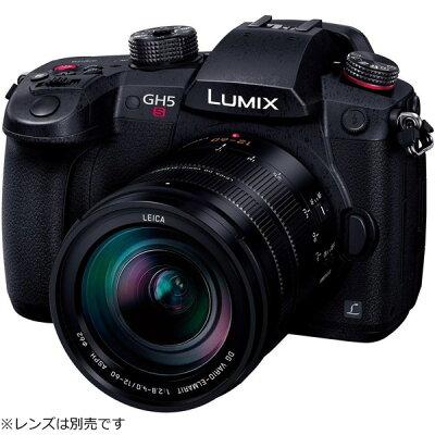 Panasonic  デジタルカメラ LUMIX DC-GH5S DC-GH5S-K